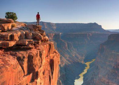 Výlet na jihozápad za Grand Canyonem