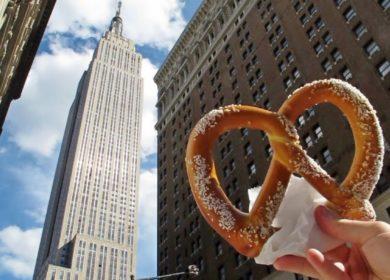Když USA, tak New York