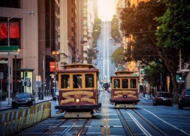Po stopách Forresta do San Francisca