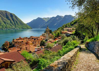 Lago di Como – Poklad na Stříbrném jezeře